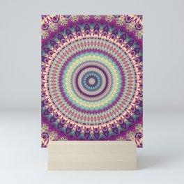 Mandala 524 Mini Art Print