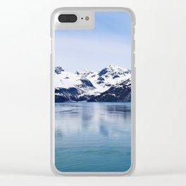 Shot in Alaska Clear iPhone Case