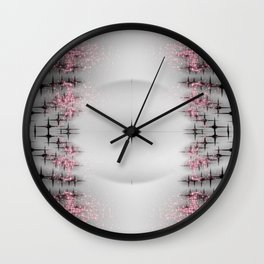 Getting in the zone Wall Clock