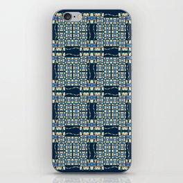 Deep Wata - Gingham iPhone Skin