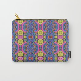 Peace Batik Carry-All Pouch