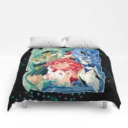 Magic Knight Rayearth Pois Version Comforters