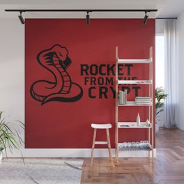 Rocket from the Crypt Wall Mural