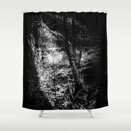 Fata Morgana Shower Curtain