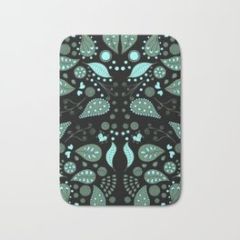 Fairy Foliage II Bath Mat