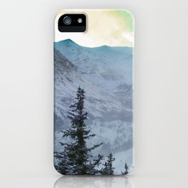 Rock Candy Mountain iPhone Case