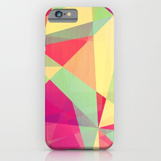 Summer Abstract iPhone & iPod Case