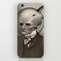 earthbound iPhone & iPod Skins featuring EARTHBOUND MISFIT by Julia Lillard Art