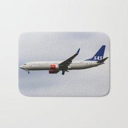 Scandinavian Airlines Boeing 737 Bath Mat
