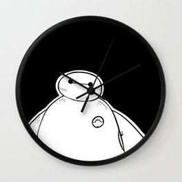 Baymax from Big Hero 6 Wall Clock