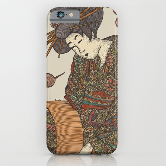 Masamiosa iPhone & iPod Case