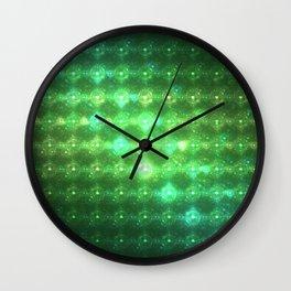 DFFGP Green Wall Clock