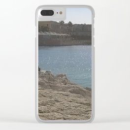 Syracuse sunshine Clear iPhone Case