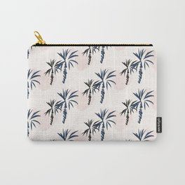 Double palm pattern Carry-All Pouch