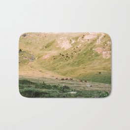 Stallions & Mares in the Valley Bath Mat