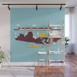 Magical Minimalism Wall Mural