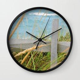 Marconi Station Wall Clock