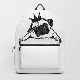 King Pug Backpack
