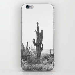 DESERT / Scottsdale, Arizona iPhone Skin