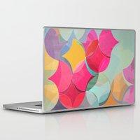 fifth harmony Laptop & iPad Skins featuring HARMONY by Julia Tomova