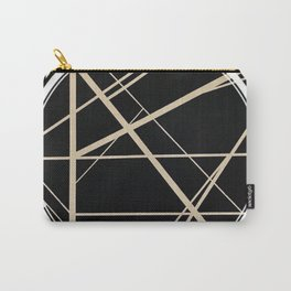 Crossroads - circle/line graphic Carry-All Pouch