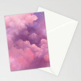 Lumpy Cloud Princess Stationery Cards