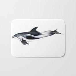 White-beaked Dolphin Bath Mat