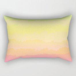 Sherbet In The 80s Rectangular Pillow