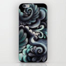 Lady iPhone Skin