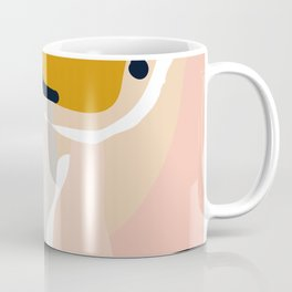 modern abstract Coffee Mug