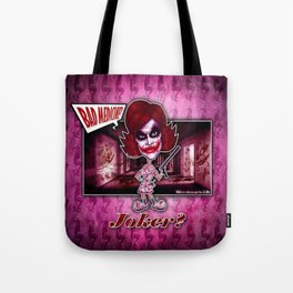 The Joker concept! Tote Bag