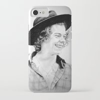 harry iPhone & iPod Cases featuring HARRY by Drawpassionn