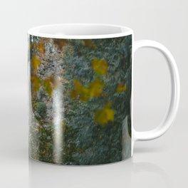 Multnomah Falls Autumn Coffee Mug
