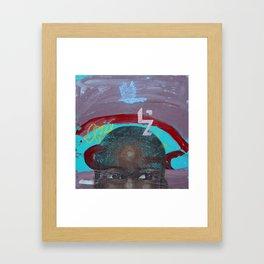 Swazi Art 12 Framed Art Print