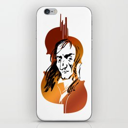 Niccolo Paganini iPhone Skin