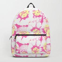 Wild Zinnias Backpack