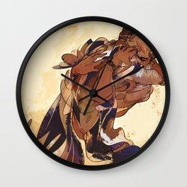 thimblings redraw!! Wall Clock