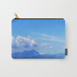 Blu Carry-All Pouch
