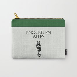 Knockturn Alley Monopoly Location Carry-All Pouch