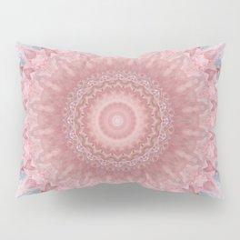 Mandala pink balance Pillow Sham