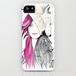 New Moon iPhone Case
