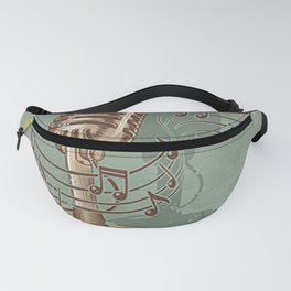 Old Fanny Pack