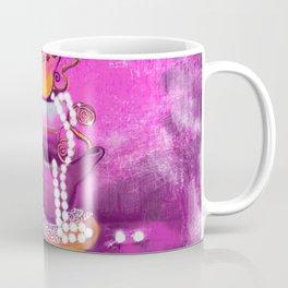 Cups and Pearls Coffee Mug