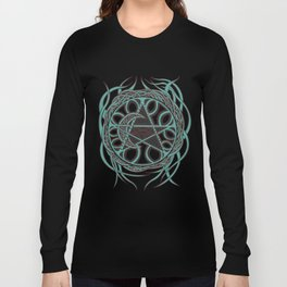Sun Star and Moon Long Sleeve T-shirt