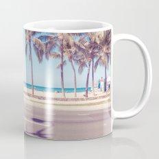 beach road Coffee Mug