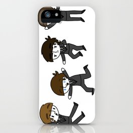 Jump iPhone Case