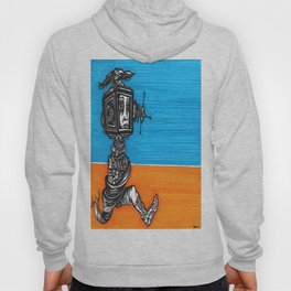 escaping the web Hoody