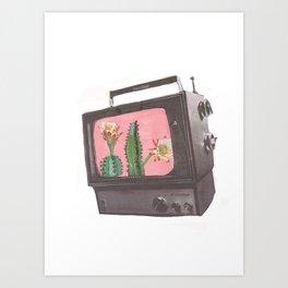 Do Not Adjust Your Screen Art Print