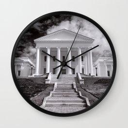 Virginia State Capitol Wall Clock