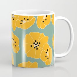 Retro bloom 003 Coffee Mug